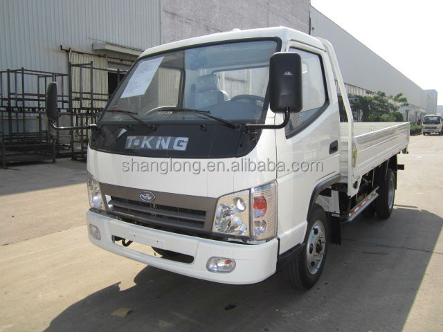 T-KING Petrol Euro 4 4*2 Light Truck 2 ton (single cab)