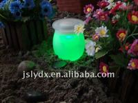 LED Solar Jar Garden Lawn Christmas decoration Light