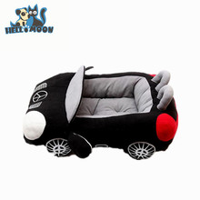 2017 Hot Sale Super Soft High Quality Cute Car Shaped Pet Bed for Dog
