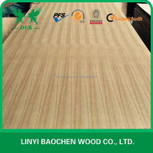 AAA,AA poplar material /natural teak veneer MR glue fancy plywood for decoration from linyi factory