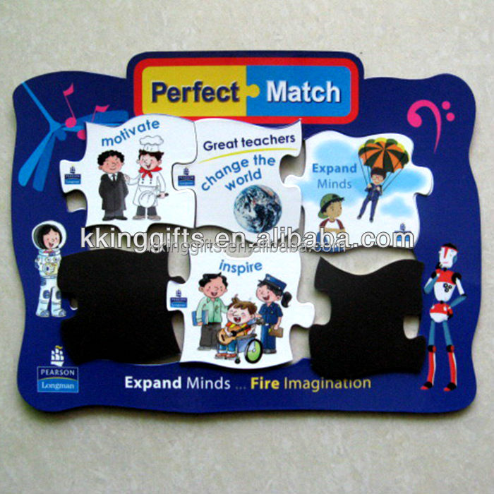 Educational toy children happy time promotional gifts magnetic puzzles for kids