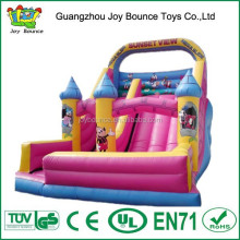 commercial grade best price inflatable water slide for outdoor