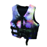 Neoprene life jacket swim vest for surfing