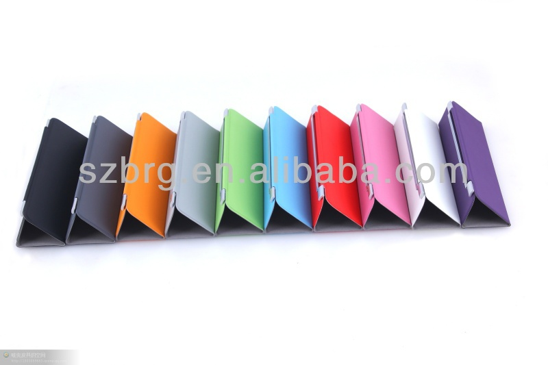 312 24h SALE Popular Smart Cover For Ipad Mini, Trip-folding Cover With Stand Function