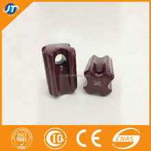 ANSI 54-1, 54-2, 54-3, 54-4 electrical porcelain strain insulators for lines