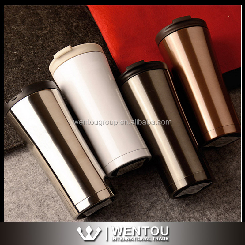 High Quality Heat Retaining Stainless Steel Coffee Cup