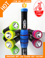 2015 New Design Dry Battery LED Flashlight Button Torch Cell Batteries