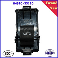 For Toyota Power Tianyu auto parts Window Regulator Switch Button Part # 84810-33110