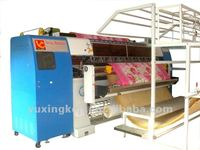 industrial mattress computer chain stitch multi-needle quilting machine