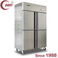 QIAOYI C vertical freezer and refrigerator for storage