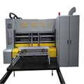 TB480 carton box water base flexo printing die-cutting machine