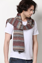 winter 100% Acrylic Fashion Knitted Scarves