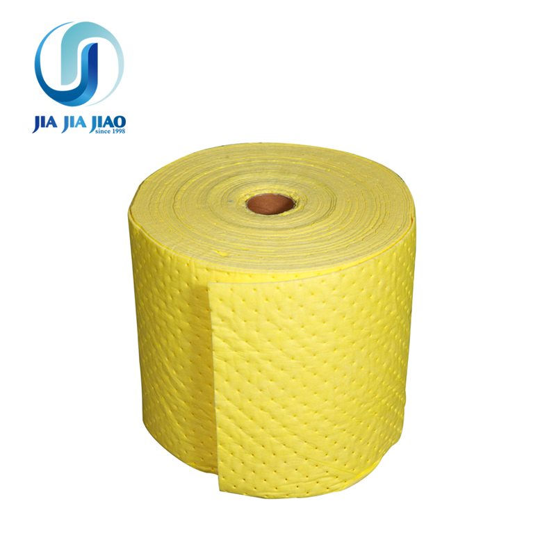 Hazardous&Chemical Spill Absorbent Roll