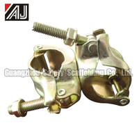 Hot Sale in African (48.6*48.6mm) Korean Type Pressed Scaffolding Pipe Clamp
