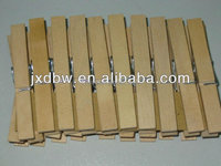Handicraft Wood Clothes Pegs Design For Sale
