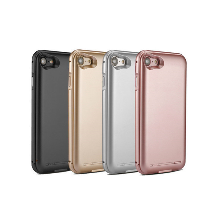 Hot battery charger case for iPhone 7 wireless battery charger