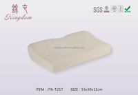 Healthcare orthopedic butterfly memory foam pillow