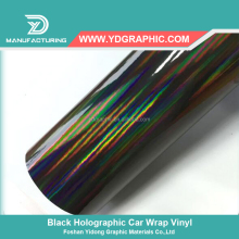 Starwrap Chrome Rainbow Holographic Car Vinyl Wrap Colorful Sticker
