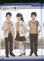 Autumn wine suit high school uniform wholesale