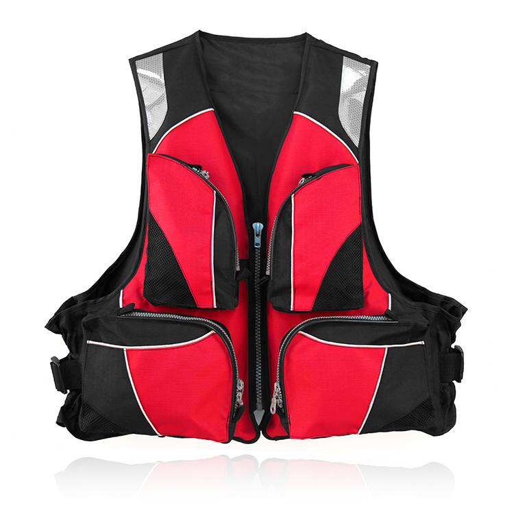 Custom Personalized Adult Fishing Life Vest