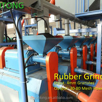 Hot Sale Scrap Tire Recycling Production