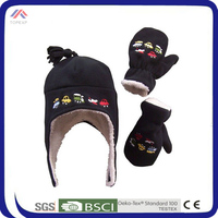 funny wholesale winter hats and gloves