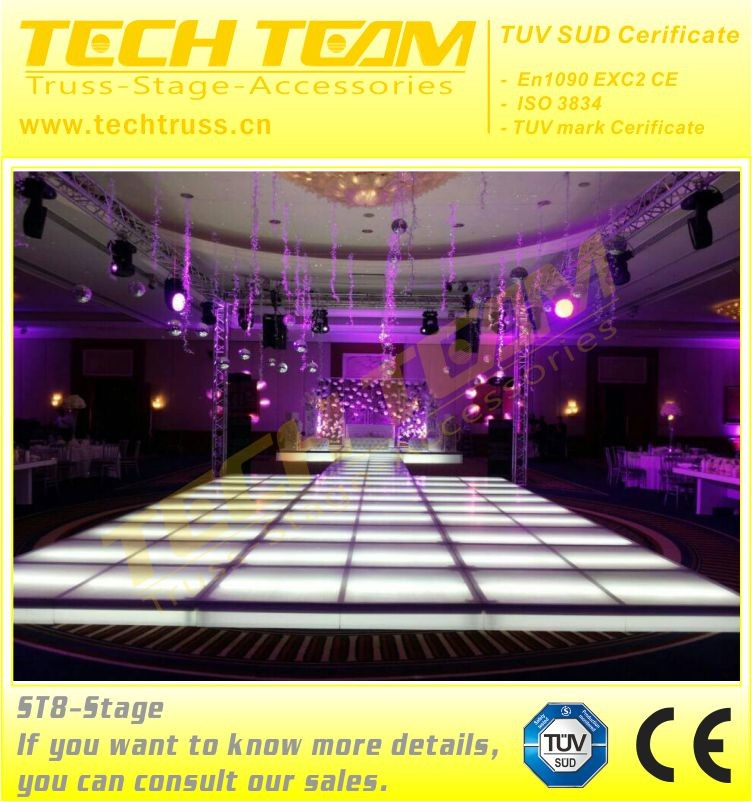 ST8-Stage Outdoor and indoor event portable stage
