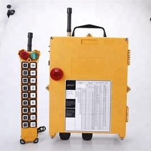 F21,F23,F24 series crane radio transmitter and receiver : F21-18Dremote control switch