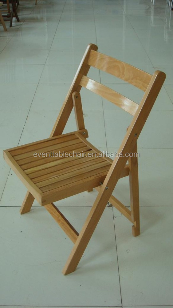 Good Quality Beech Wood Slatted Strong Folding Strong Garden