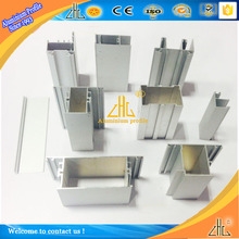 Aluminum and building material supplier , aluminium extrusion for building as windows and door profile