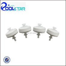 Swimming pool Spare parts of pvc wheels P2212