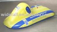 inflatable snow sled for kids