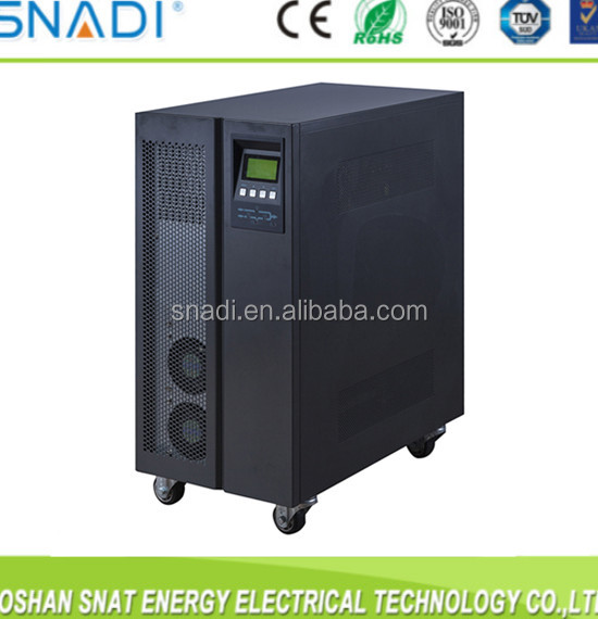 10kw dc to ac voltage converter 192v power inverter dc ac 10000w