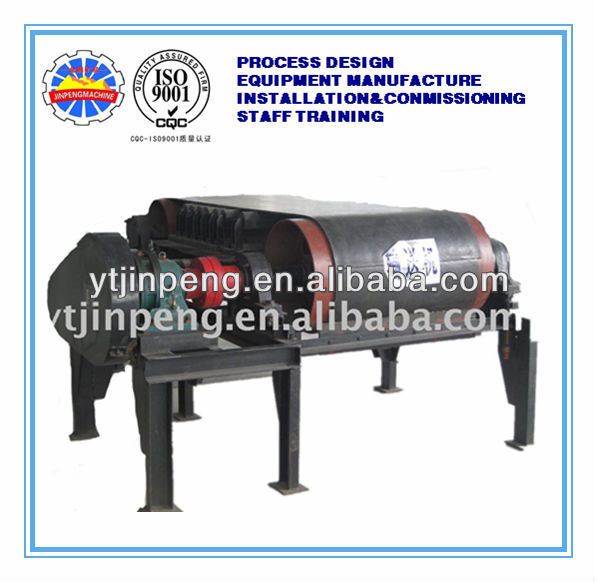 For mining processing high efficiency rubber concrete belt conveyor
