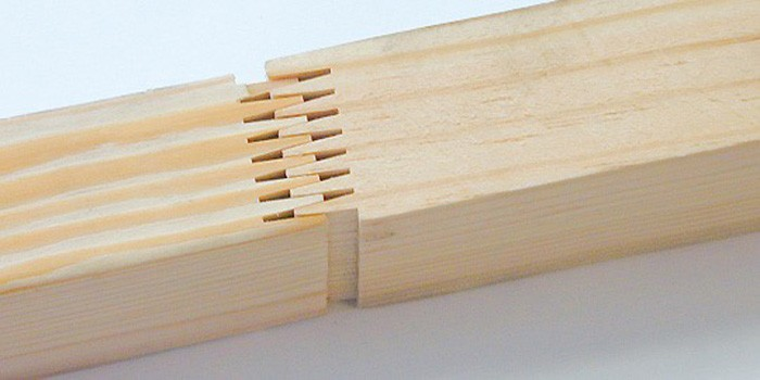 Customized finger joint boards finger joint panels wedge for Finger joint wood doors