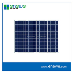 chinese high quality 18v photovoltaic solar panel 50w for sale