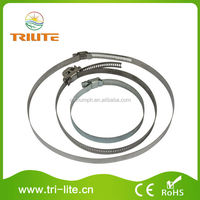 Low Price Hose Clamp 4'' to 12''