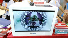 China public touch screen photo booth network ce/rohs/fcc/ul