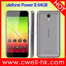 ulefone Power 2 MTK6750T Octa Core 6050mAh Big Battery 4GB RAM 64GB ROM 4G LTE Android 7.0 Smartphone