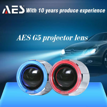 AES G5 Bi Xenon projector lamp kit for car headlight