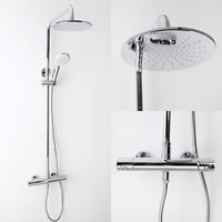 Thermostatic Mixer in The Bath,Shower Faucet Set Bathroom