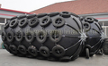 Fenders for protecting ships and docks