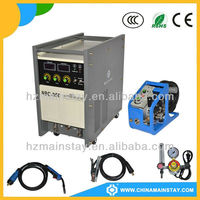 2013 new multi functional welder MIG350 IGBT