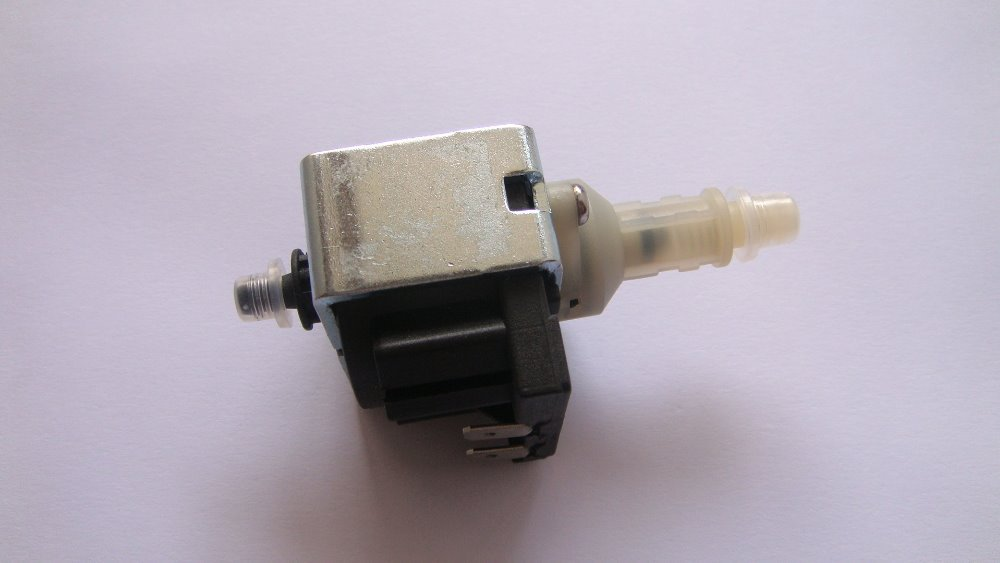 50CC/min, 2.5 bar,16W, continuously Solenoid water pumps For pressure coffee machine, steam iron (steam station Irons)