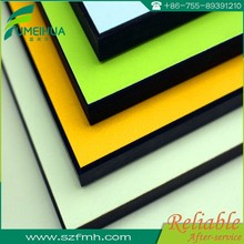 Fumeihua phenolic high pressure compact HPL laminate sheet