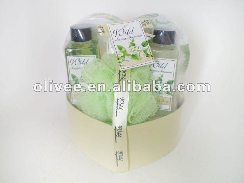 wholesale spa gift set/ bath gift product