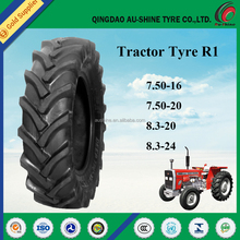 high performance tractor tire 12.4x24 firestone tire 750x16 8.3x24