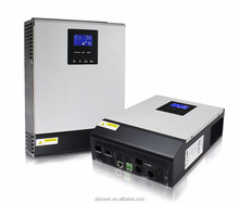 4-5KVA Pure Sine Wave Inverter with MPPT Solar Charge Controller