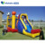 Cheap jumping castle outdoor bouncy castle/inflatable pink bouncer castle