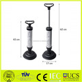 suction pump bathroom accessories heavy duty toilet plunger